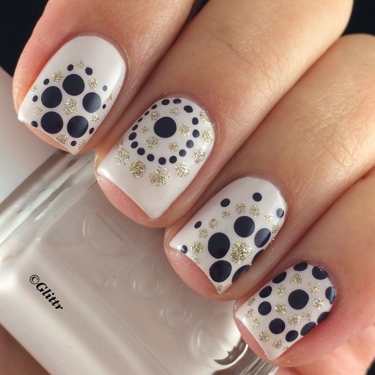 Gorgeous Nail Art Designs That Are Easy Af