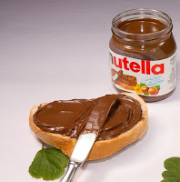 Ferrero SpA produces 365,000 tons of Nutella each year