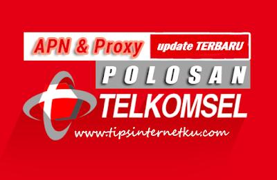 Kode Proxy APN Polosan Telkomsel Terbaru Mei 2018