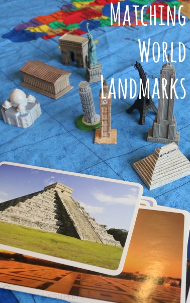 fun way to learn geography landmarks