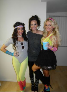 80S Theme Party Costume Ideas