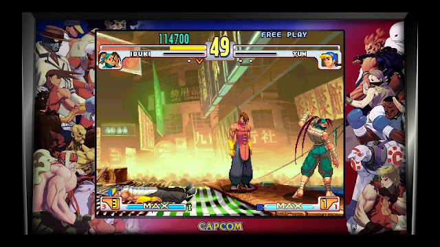 Street Fighter 30th Anniversary Collection - PC FULL - Multi5 - Captura 3