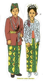 Nama Pakaian Adat Banten : pakaian, banten, Banten, Tradisi, Tradisional