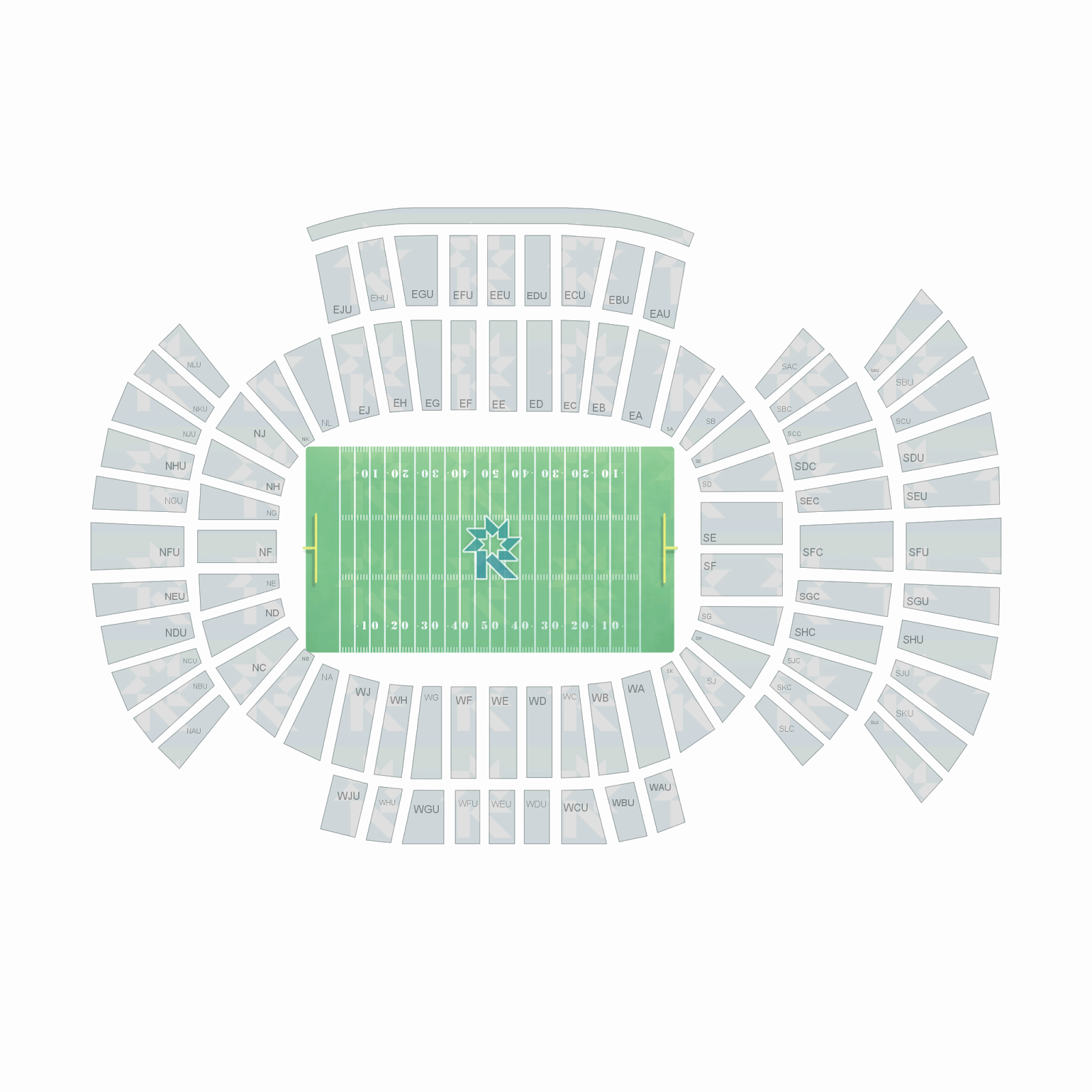beaver stadium seating chart - Beaver Stadium Seating Chart & Interactive Seat Map SeatGeek