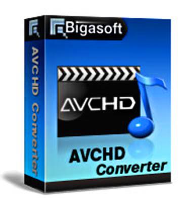 Bigasoft AVCHD Converter v3.6.18.4499 + Keygen