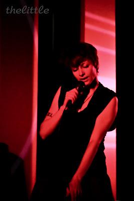 """Najwa Nimri, Joy Eslava, donde rugen los volcanes, presentación, disco vodafone """"secret show, el perfil de la tostada, perfildelatosta, thelittle, directo, nuevo"""