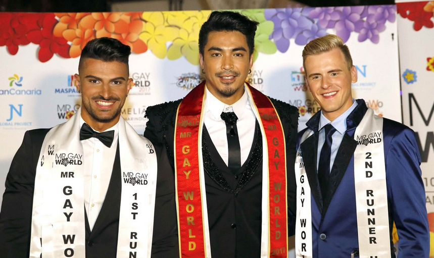 The greatest success of Chile in Mr Gay World was in May, when
