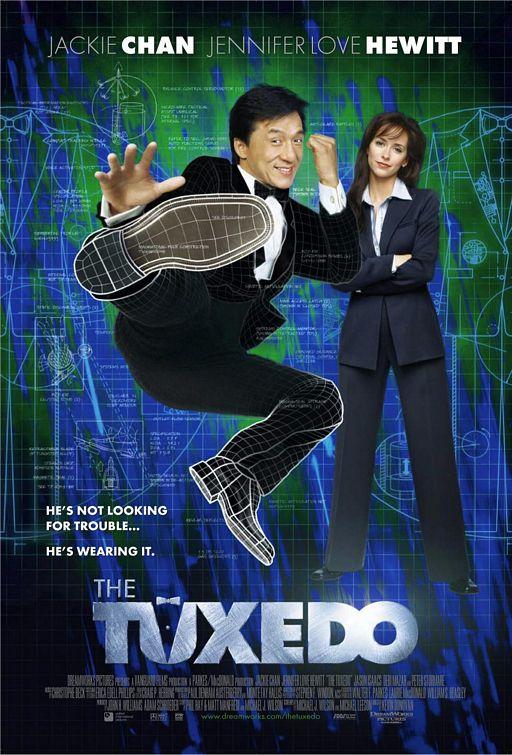 The Tuxedo (2002) ταινιες online seires oipeirates greek subs