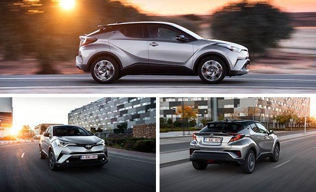 2017 Toyota C-HR MPG-The Spec