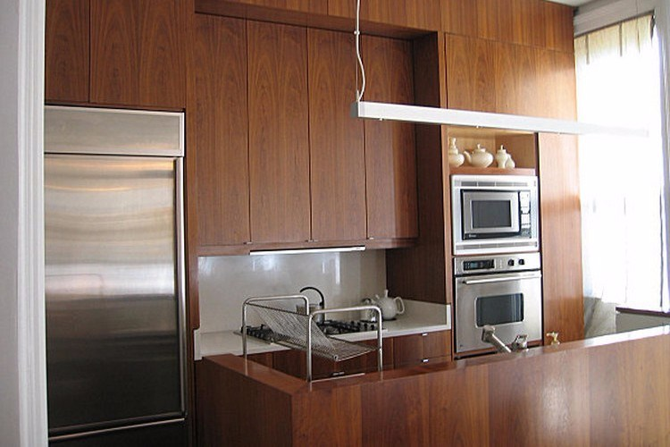 Minimalist Kitchen Design Serba Kayudecoist.com