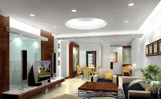 Tính toán đúng số lượng đèn LED sử dụng trong phòng khách