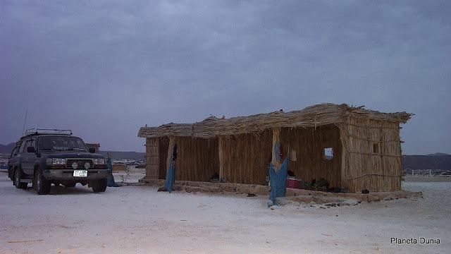 Alojamiento en la playa