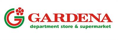 Lowongan  Kerja Gardena Departement Store & Supermarket Juni 2017