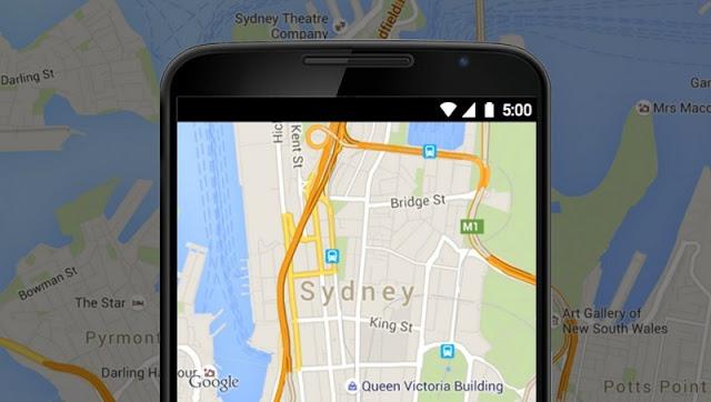 Memaksimalkan Fitur Offline Aplikasi Google Maps