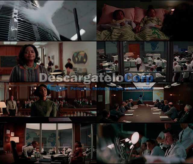 Talentos Ocultos (2016) DVDRip Español Latino
