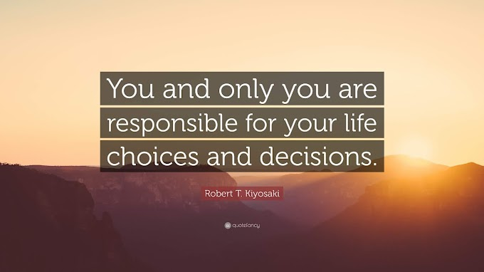 Pilihan Dalam Kehidupan