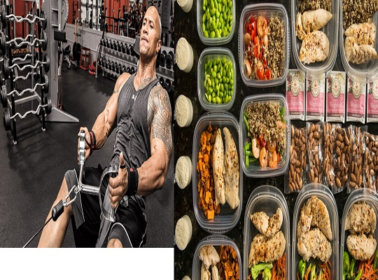 Secrets of The Rock Diet and Workout? Dwayne Johnson