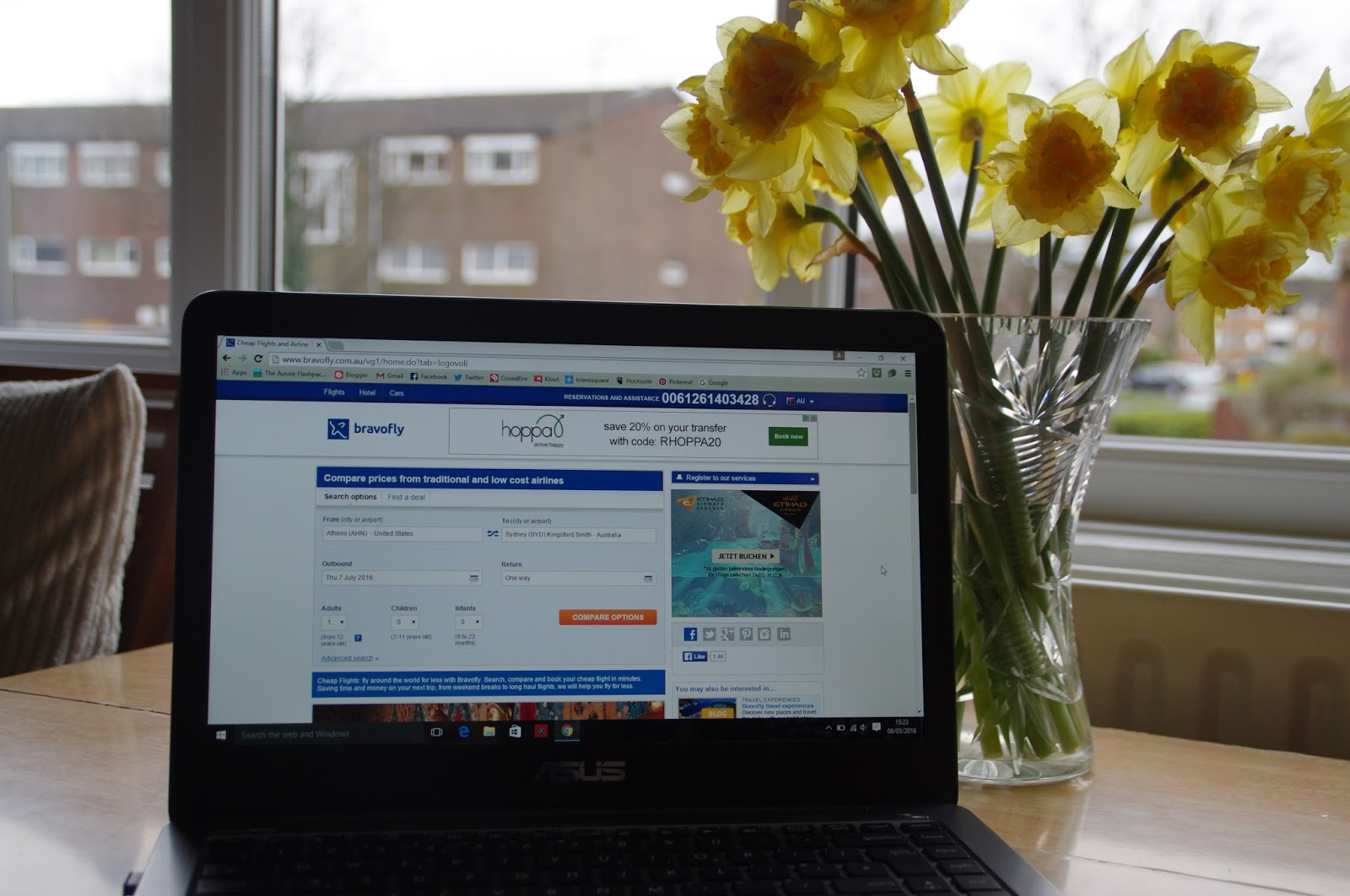 Bravofly Search Booking Engine