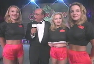 WCW Slamboree 1996 Review - Mean Gene Okerlund perved on some Hooters Girls