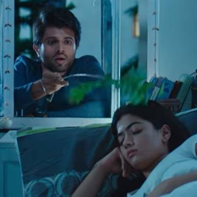 Geetha Govindam overtakes Arjun Reddy in one week