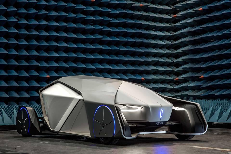 IED Shiwa Concept thực sự là thiết kế lạ tại Geneva lần này