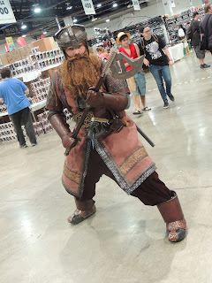 viking cosplay
