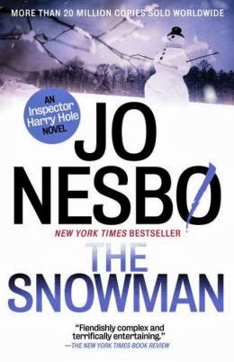 The Snowman by Jo Nesbo – book cover