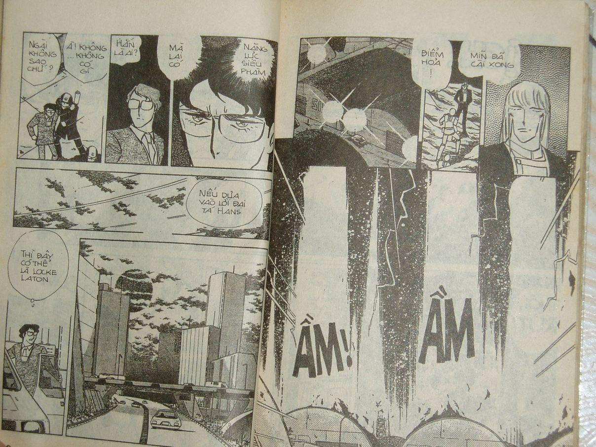 Siêu nhân Locke vol 03 trang 31