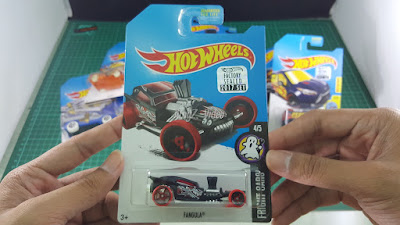 Hot Wheels Treasure Hunt Fangula