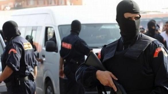 Maroc: arrestation d'un dangereux individus à l'aide d'un commando et des tirs à balles réelles.