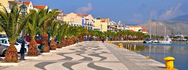 Argostoli, Cefalônia