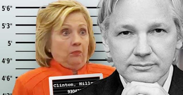 Τα Wikileaks ξεμασκαρώνουν ξανά την Χ.Κλίντον