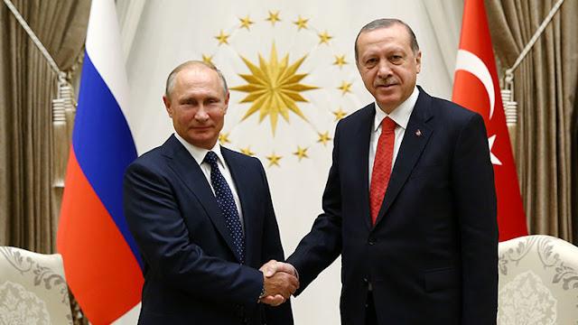 """Putin: """"Se han creado las condiciones para poner fin a la guerra fratricida en Siria"""""""