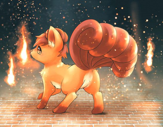 cutest pokemon Vulpix 1