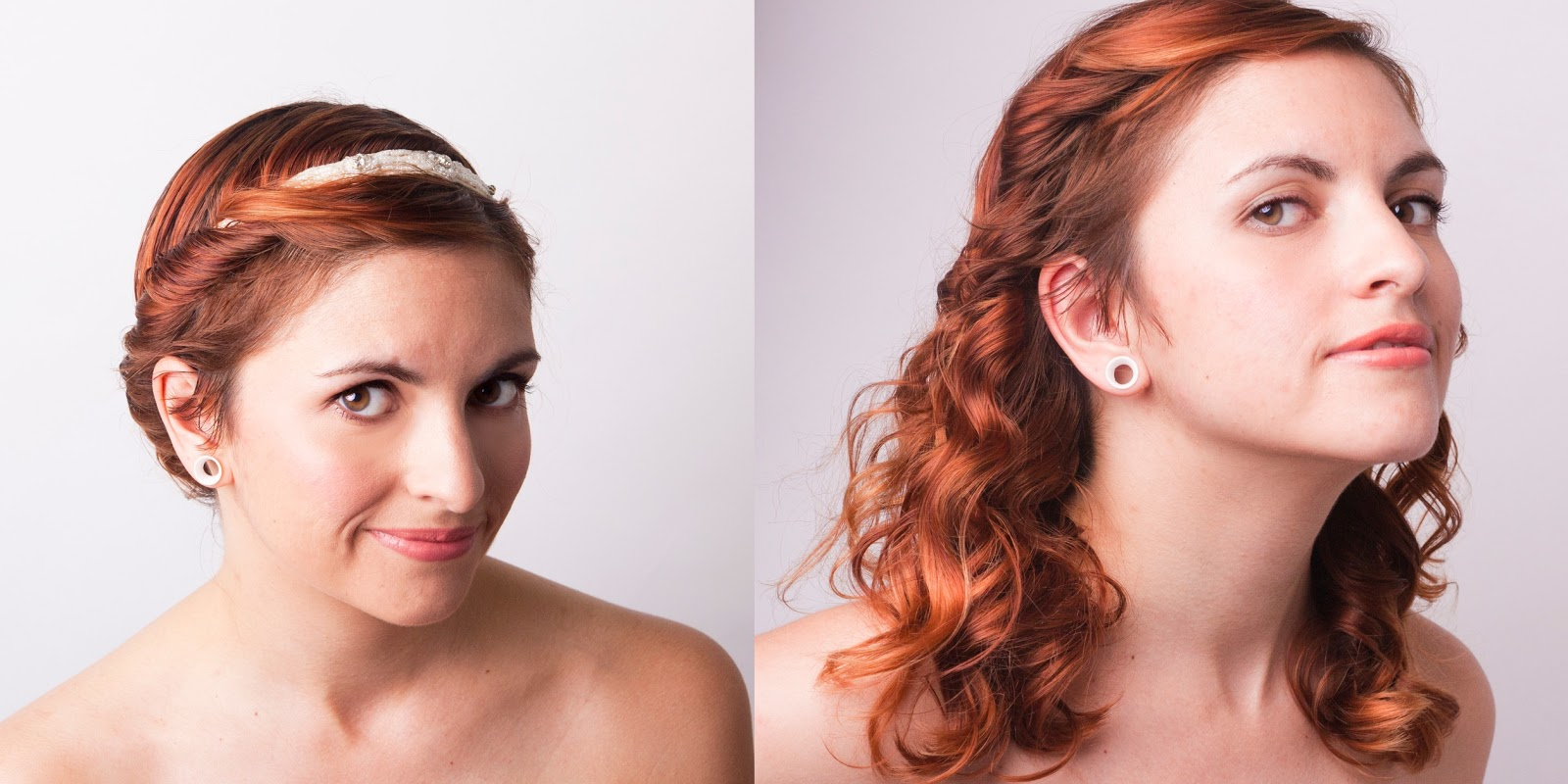 The Redhead Wird Zur Haargartnerin Juli 2013