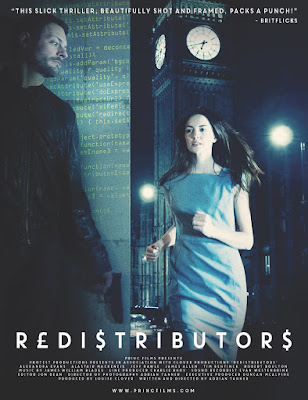 Redistributors Poster