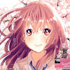 Koe No Katachi Windows 7 Theme