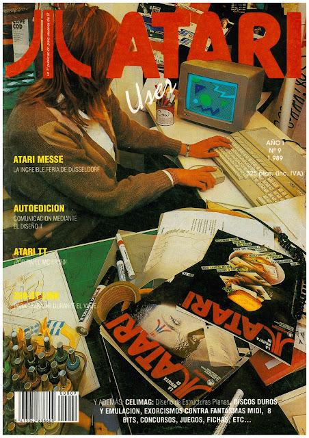 Atari User #10 (10)