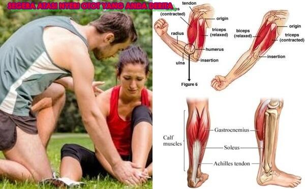 Cara Menghilangkan Nyeri Otot Secara Alami Yang Terbukti Mujarab