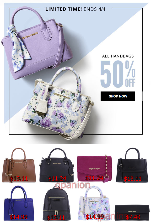 Hot Payless 50 Off Handbags Extra 25 Free Ship On Get Siriano Bags For Under 15 Reg 49 99