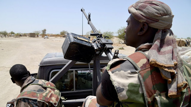 Chad withdraws hundreds of troops from fight against Boko Haram in Niger