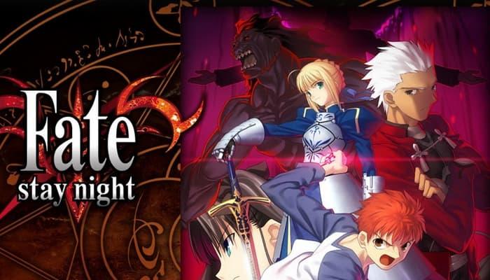 جميع حلقات انمي Fate/stay Night مترجم على عدة سرفرات للتحميل والمشاهدة المباشرة أون لاين جودة عالية HD