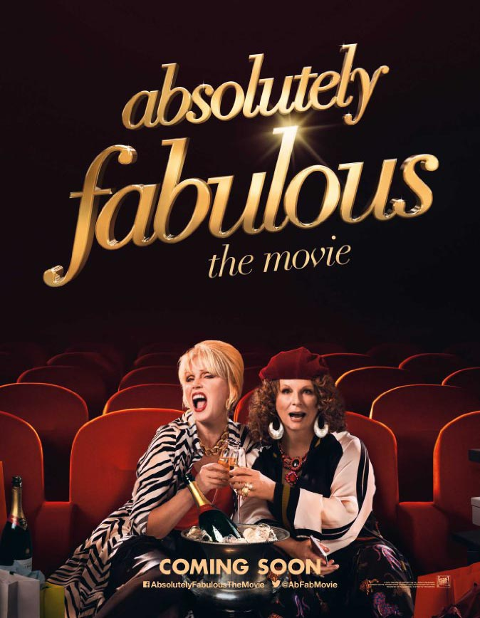 Absolutely Fabulous: O Filme – BluRay 720p e 1080p Dual Áudio (2016)