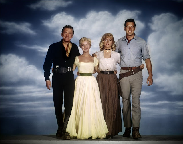 Image result for the last sunset 1961