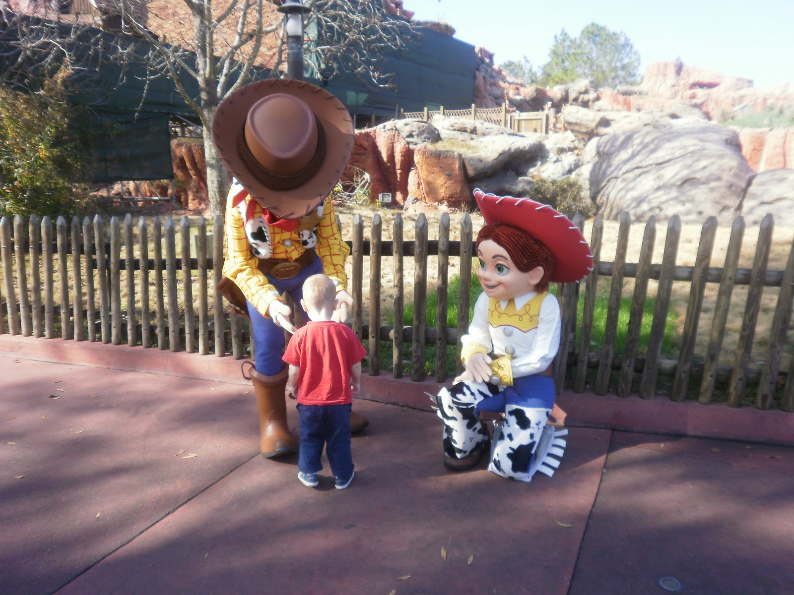 The Staley Story Mickey Woody Jessie And Buzz