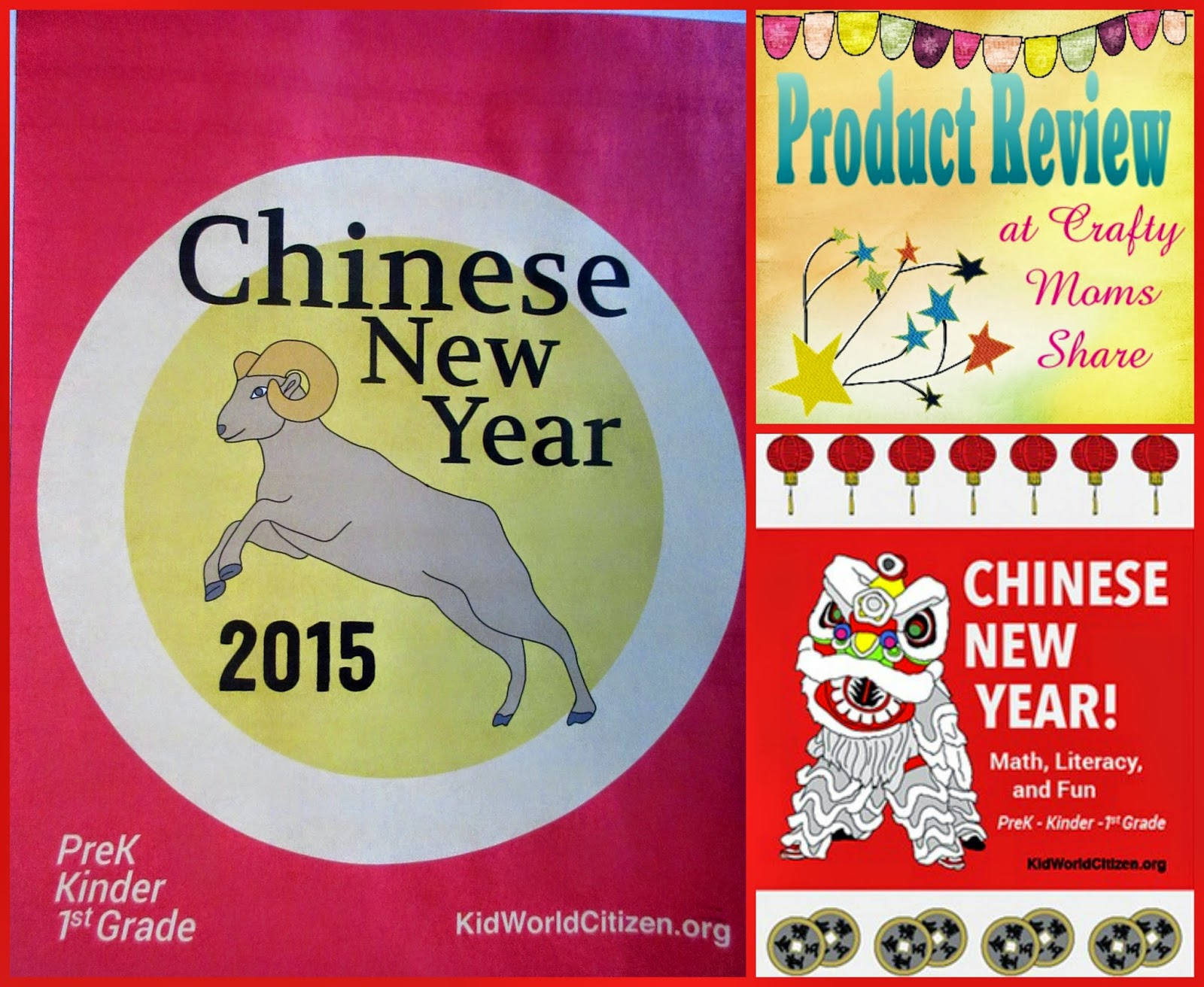 Crafty Moms Share Chinese New Year Math And Literacy Unit
