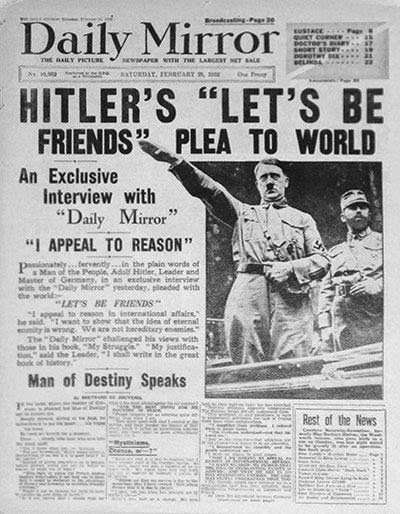 Hitler peace offer worldwartwo.filminspector.com