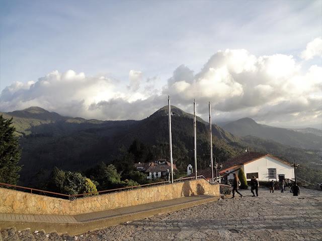 モンセラーテの丘があるサンタ・フェ(Santa Fé)の治安