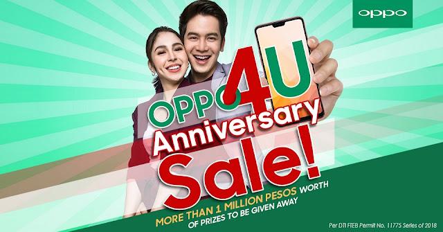 OPPO4U Anniversary Sale