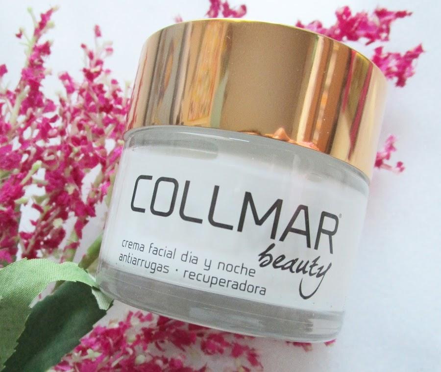Colágeno Marino Hidrolizado Collmar Beauty y la Crema Facial Collmar Beauty Drasanvi